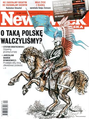 Newsweek - Resocjalizacja mężczyzn